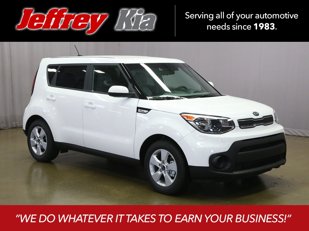New 2019 Kia Soul Base FWD Auto