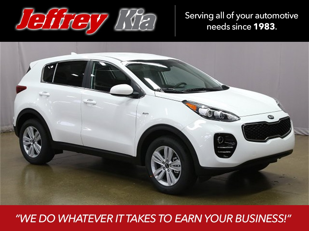 new 2018 kia sportage lx 4d sport utility in roseville. Black Bedroom Furniture Sets. Home Design Ideas