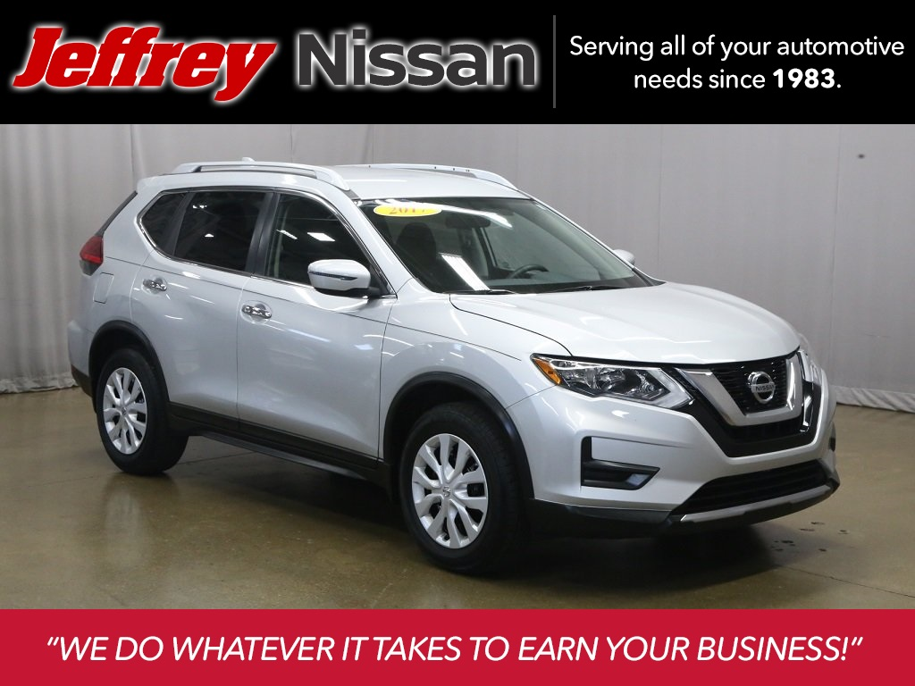 Certified Pre-Owned 2017 Nissan Rogue S