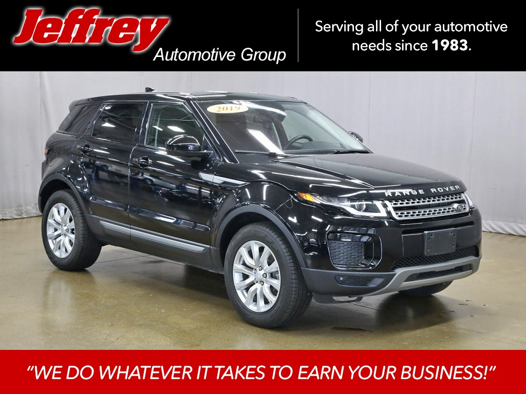 Pre-Owned 2019 Land Rover Range Rover Evoque